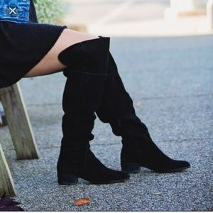 Steve Madden Tyga Suede Boots